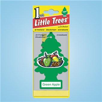 Tree Air Freshener - Green Apple (24 CT)