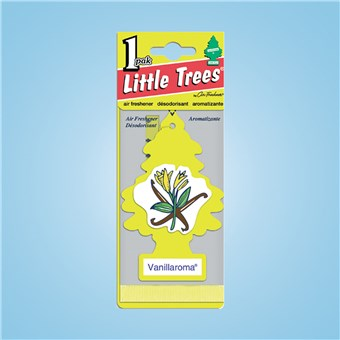 Tree Air Freshener - Vanillaroma (24 CT)