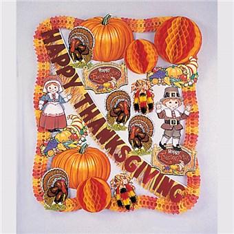 Thanksgiving Decorating Kit