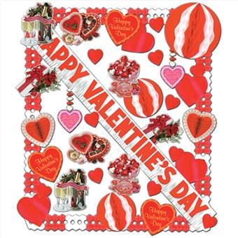 Valentine's Day Decorating Kit