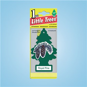 Tree Air Freshener - Royal Pine (24 CT)