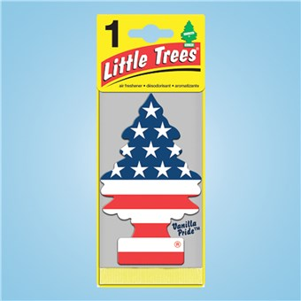 Tree Air Freshener - Stars & Stripes (24 CT)