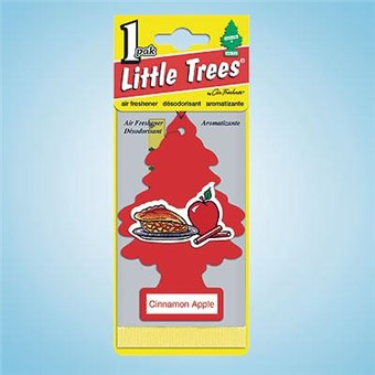 Tree Air Freshener - Cinnamon Apple (24 CT)