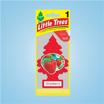 Tree Air Freshener - Strawberry (24 CT)