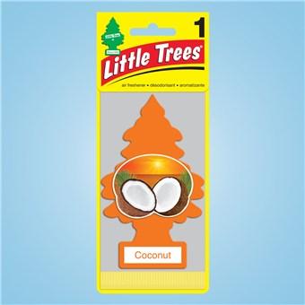 Tree Air Freshener - Coconut (24 CT)