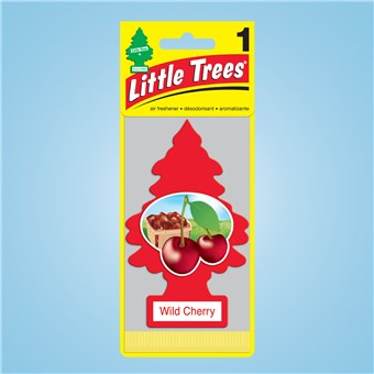 Tree Air Freshener - Wild Cherry (24 CT)