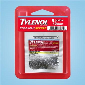Uni's Tylenol Cold & Flu (12 CT)