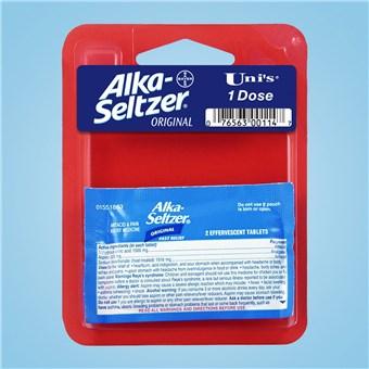 Uni's Alka-Seltzer (12 CT)