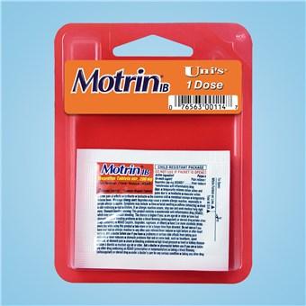 Uni's Motrin IB (12 CT)