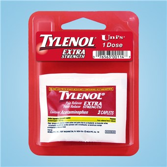 Uni's Extra Strength Tylenol (12 CT)
