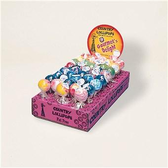 Gourmet Lollipops (40 CT)