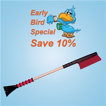 Maxx Snowbrush (12 CT) - EARLY BIRD