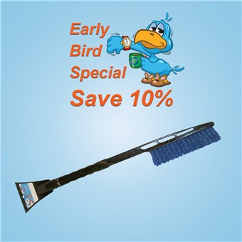 SlimLine Snowbrush (24 CT) - EARLY BIRD