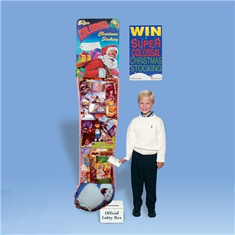 DELUXE Giant Christmas Stocking Kit