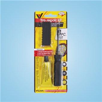 8-Piece Tire Repair Kit