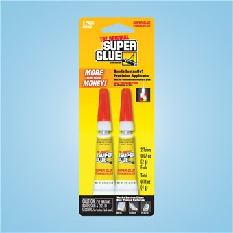 Super Glue Twinpak - Regular