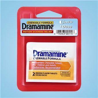 Uni's Dramamine (12 CT)
