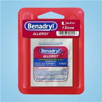 Uni's Benadryl (12 CT)