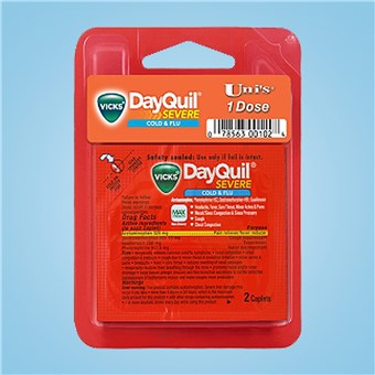 Uni's Dayquil Severe (12 CT)