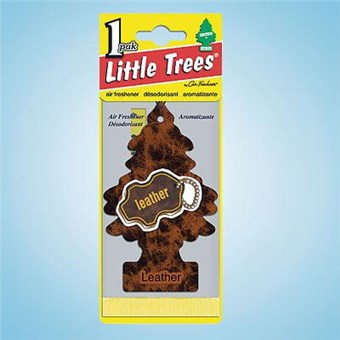 Tree Air Freshener - Leather (24 CT)