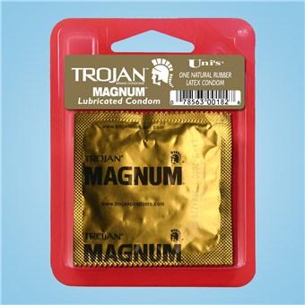 Uni's Trojan Magnum (12 CT)