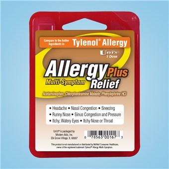 Uni's Allergy Relief Plus (12 CT)