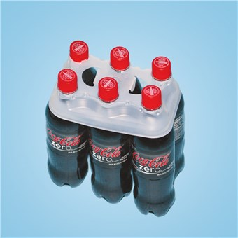 Bottle Carriers - Plastic  (1,125 CT)