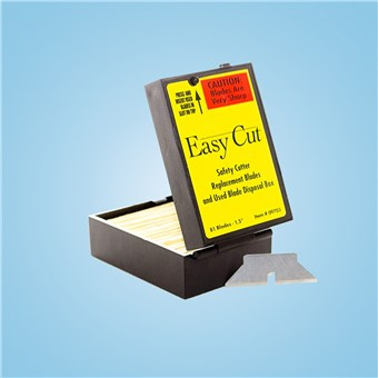 Easy Cut Box Cutter Blades (81 CT)
