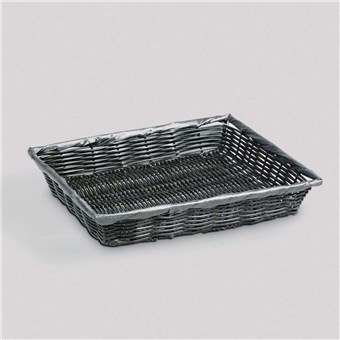 Synthetic Basket - Black