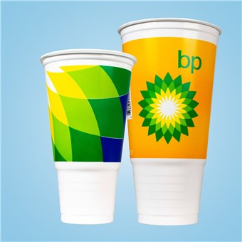 Plastic Cold Cups - BP