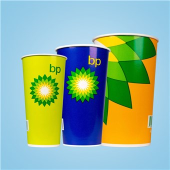 Paper Cold Cups - BP