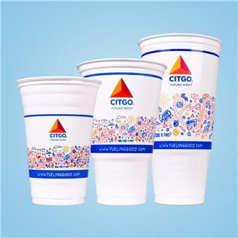 Plastic Cold Cups - CITGO