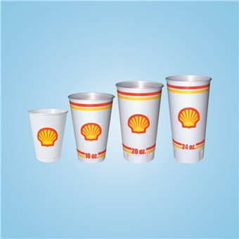 Trophy Hot Cups - Shell