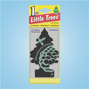 Tree Air Freshener - Blackberry Clove (24 CT)