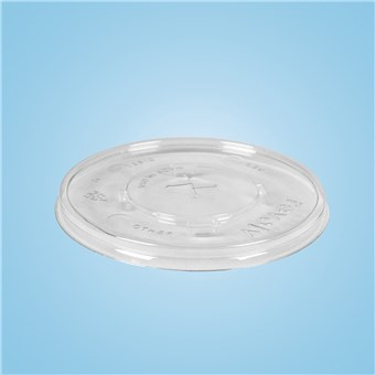 32-44 oz. Translucent Flat Lids (1,000 CT)