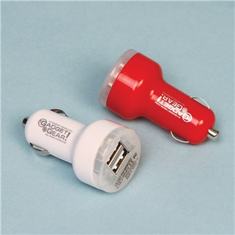Dual USB Car Chargers - 2.1 A (30 CT)