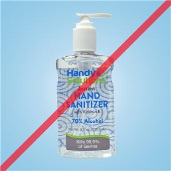 Pump Bottle Hand Sanitizer (12 CT)