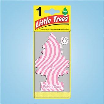 Tree Air Freshener - Bubble Gum (24 CT)