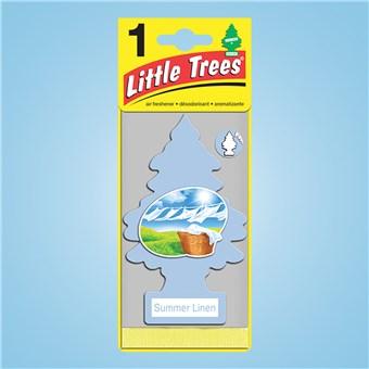 Tree Air Freshener - Summer Linen (24 CT)