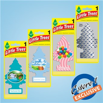 Air Freshener Assortment - Rising Stars (24 CT)