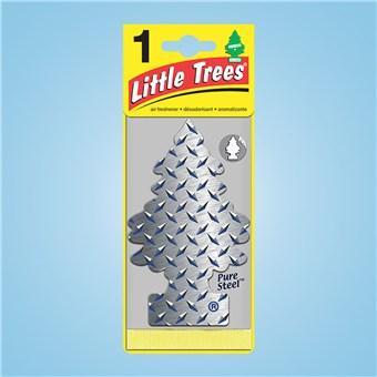 Tree Air Freshener - Pure Steel (24 CT)