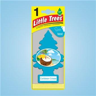 Tree Air Freshener - Caribbean Colada (24 CT)