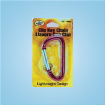 Clip Key Chain