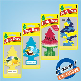 Air Freshener Assortment - Tropical (24 CT)