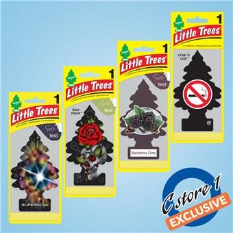 Tree Air Freshener Assortment - Onyx (24 CT)