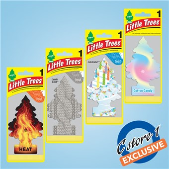 Air Freshener Assortment - Fancy (24 CT)