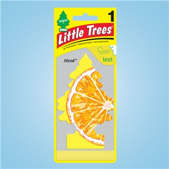 Tree Air Freshener - Sliced (24 CT)