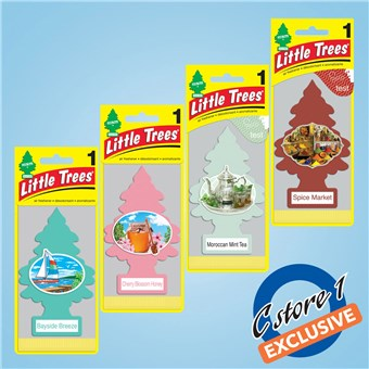 Air Freshener Assortment - Fresh Scents (24 CT)