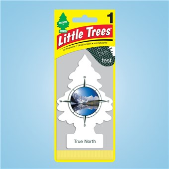 Tree Air Freshener - True North (24 CT)