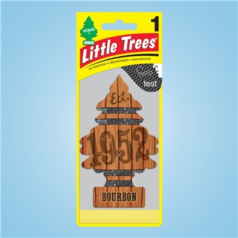 Tree Air Freshener - Bourbon (24 CT)